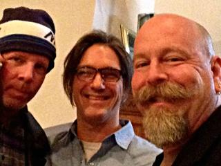 State Fair Records founders Paul Williams, Trey Johnson, Scott Davis