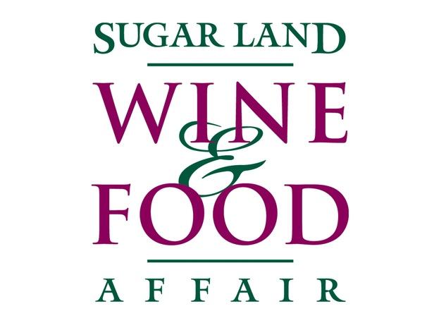 Sugar Land Wine & Food Affair logo April 2014