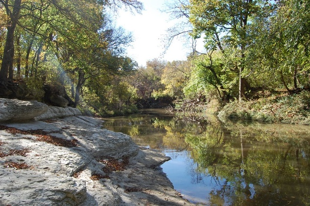 Breckenridge Park in Richardson, Texas