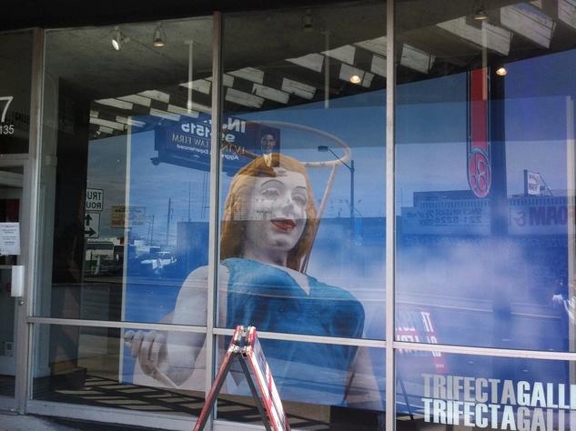 Trifecta Gallery in Las Vegas