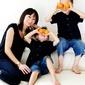 Cheryl Collett and sons