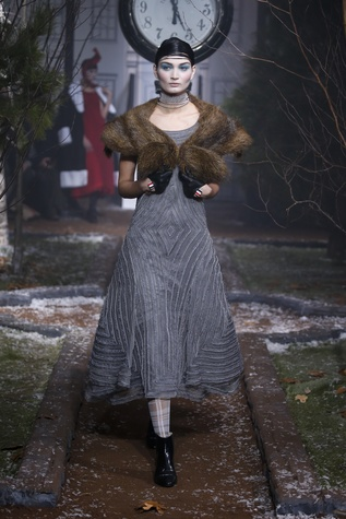Thom Browne fall 2016 collection look 40