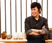 Yoshi Okai chef