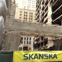 Houston Club building will be demolished by Skanska