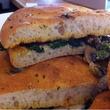 Salt & Time Veggie sandwich