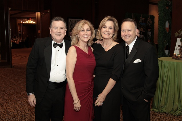 News, Shelby, Park Lover's Ball, February 2015, Marc LaMond, Donna LaMond, Sue and Gary Hanna