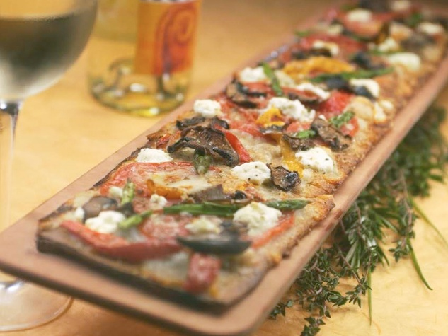 Seasons 52 flat bread