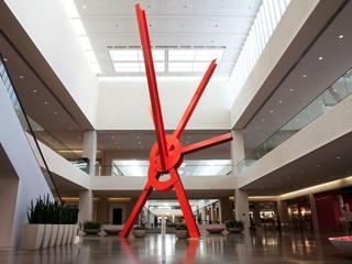 Ad Astra by Mark di Suvero at NorthPark Center