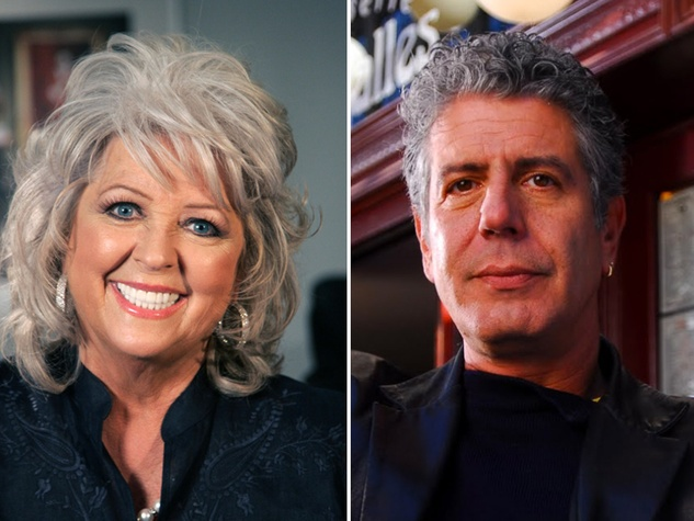 News_Paula Deen_Anthony Bourdain
