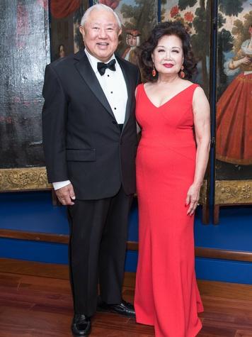 Charles and Mary Ku