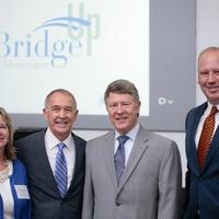 Menninger Bridge Up, Patricia Gail Bray, C. Edward Coffey, Ed Emmett, Bill Kelly