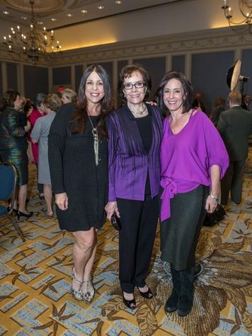 Holly Brock, Jill Winner and Dayna Phillips