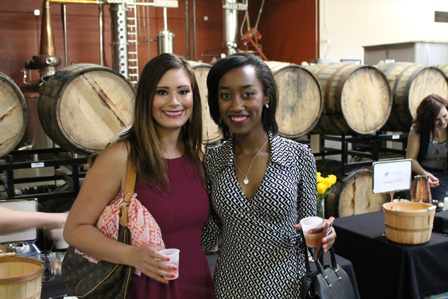 Houston, Houston Young Lawyers and South Asian Bar Associations YP Event, June 2015, Liz Babin, Drea James