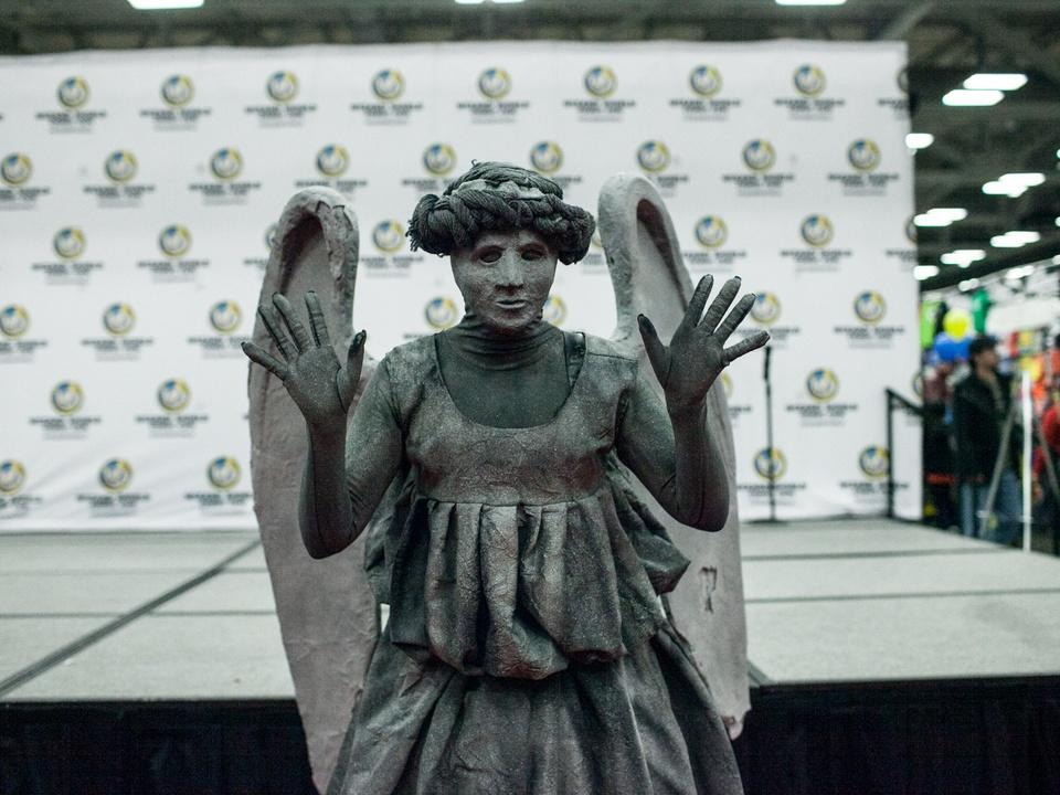 Austin Comic Con 2013 9335