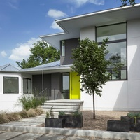 AIA Austin Homes Tour 2015 Arbib Hughey Design exterior