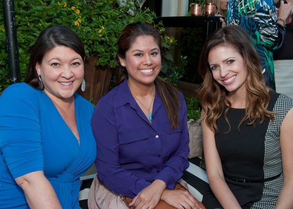 Jessica Beasley, Erika Cespedes, Jessica Young