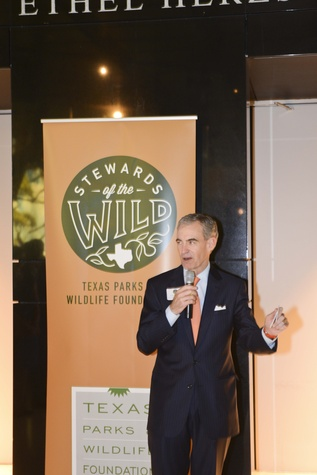 News, Shelby Stewards of the Wild, May 2015,  Texas Parks & Wildlife Foundation Chair Kelly Thompson