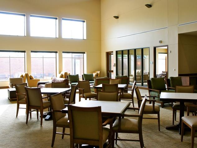 News_Menninger Clinic_April 2012_community room