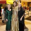 Sara Martineau, Sara Lee Gardner, Paige Locke, Crystal Charity Ball 2013, Hilton Anatole