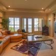 Rex Tillerson home at Horseshoe Bay, game room