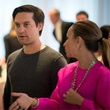 Tobey Maguire, Jennifer Meyer, private joule dinner party
