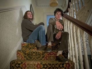Jack Reynor and Ferdia Walsh-Peelo in Sing Street