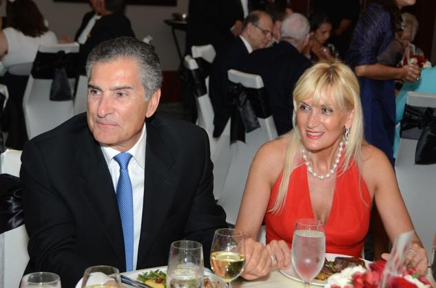 News, Shelby, Italian Cultural and Community Center gala, August 2014, Giorgio Borlenghi, Patrizia Livreri