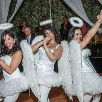 Houston, Mission of Yahweh Gala, May 2015, Angels dancing