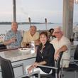 Olympia Grill patio Galveston