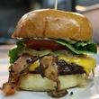 As Good As It Gets burger at Dallas Beer Kitchen
