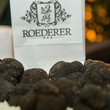 8 Roederer truffles at the Houston Truffle Chef of the Year Challenge January 2015
