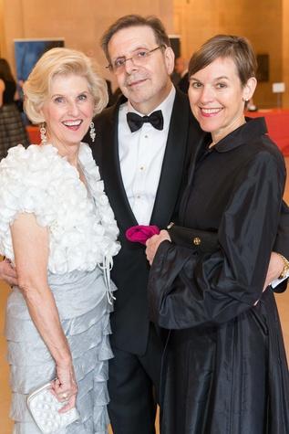 David Gockley celebration, 6/16 Terrylin Neale, Jack Mastroianni, Anne Munitz