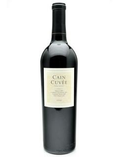 Cain Cuvee NV10