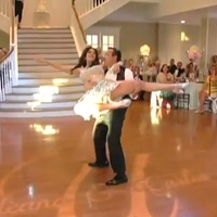 Texas Sen. Uresti, wife, dancing, wedding, video, January 2013