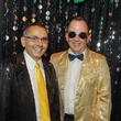 Stages Repertory Theatre gala, April 2013, Ramiro Fonseca, left, and Tim Martinez