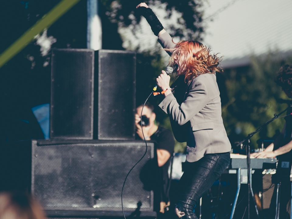 Fun Fun Fun Fest 2014 Day 3 Foxygen