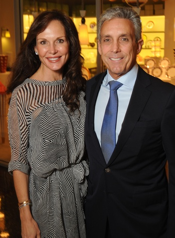 News, Shelby, Decorative Center Houston Awards, April 2015, Clo and Charles Cohen
