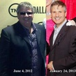 Ernie Manouse, before and after, weight loss, February 2013