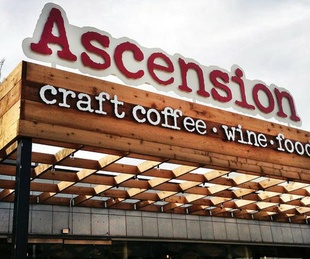 Ascension Coffee, coffee shop, Design District