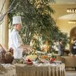 Hotel Galvez Sunday brunch