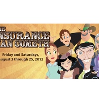 Old West Melodrama presents The Insurance Man Cometh