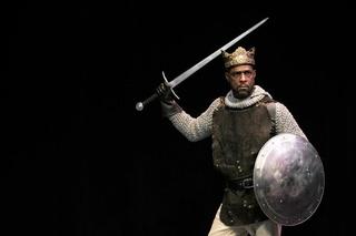 Houston Shakespeare Festival 2014 Henry IV Mirron Willis