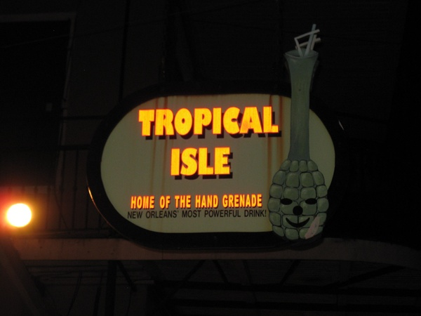 News_Peter Barnes_New Orleans_Tropical Isle