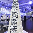 001, Rice University Centennial gala, October 2012, venue, cake