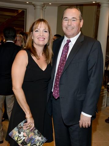 Dianne Pratt, Shannan Pratt, S&S Patron Party