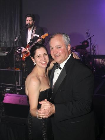 Susan Wells Jenevein and Bob Jenevein, jld ball 2014