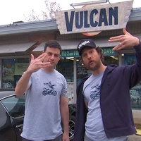 Jimmy Kimmel and Matthew McConaughey Vulcan Video commercial