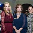 Marie Bosarge, Sherri Kendall, Anna Arispe at AVDA Gala