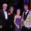 Bart McAndrews, Becky  McAndrews, Margaret Alkek Williams, Paul David Van Atta at TUTS Dreamgirls Gala 2017