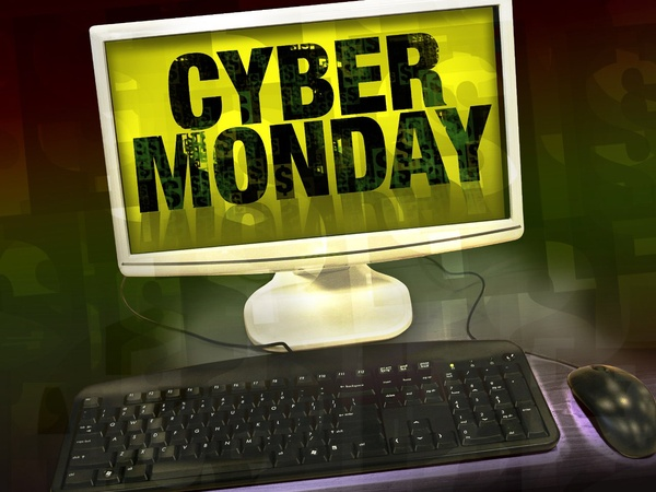 Cyber Monday, computer, keyboard, November 2012